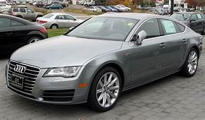 2012 Audi S7 Sportback 4g – Pictures Information And