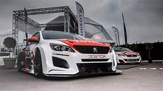 peugeot new 308 tcr at paul ricard touringcartimes