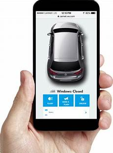 Vw App Connect Iphone - volkswagen car net the app that does all that newsroom