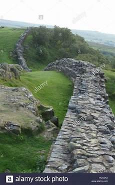 R 246 Mische Mauer In Schottland Stockfoto Bild 129036030