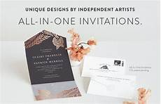 Wedding Invitations All In One