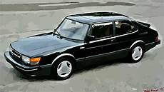 Saab 900 Turbo Ev 1 1985 El Deportivo Que Saab No Fue