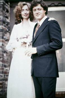 and bill clinton wedding bill and clinton tweet the on 40th