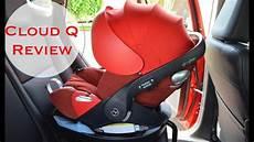 Cybex Cloud Q - new 2016 cybex cloud q infant car seat review