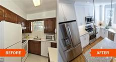 Small Kitchen Before And After Photos