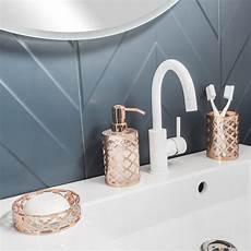 leroy merlin salle de bain accessoires accessoires de salle de bains glam et chic leroy merlin