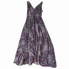 robe longue comptoir des cotonniers robe longue comptoir des cotonniers 38 m t2 violet