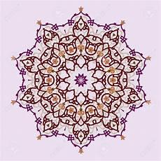 Arabische Muster Malvorlagen Xing Stock Vector Motifs Pattern Islamic
