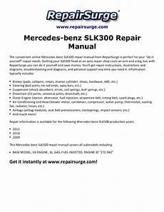 free service manuals online 2011 mercedes benz slk class engine control mercedes benz slk300 repair manual 2009 2011