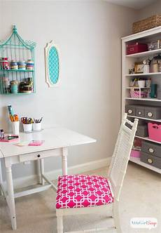 pink craft room craft room tours day 4 the country chic cottage
