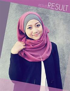 Cara Memakai Jilbab Simple Milza Anjan Berjilbab Segi