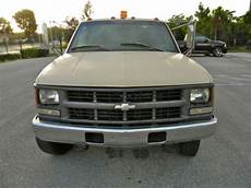 sell used 1997 chevy gmc 3500 2500 4x4 turbo diesel 12 flatbed utility service truck in
