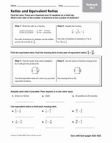 free math worksheets equivalent ratios ratio worksheetsratio worksheets6th grade common core