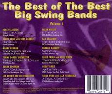 swing best of the big bands best of the best big swing bands vol 1 various