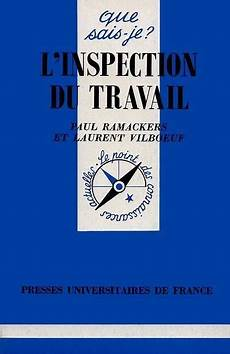 Livre L Inspection Du Travail Paul Ramackers Laurent