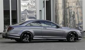 2013 Mercedes CL65 AMG Special Grey Stone Edition By