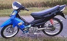 Modif Motor Smash 2004 by Modifikasi Suzuki Smash 2004 Dasar Otomotif