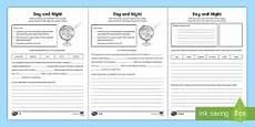 ks2 earth sun and moon qr worksheet teacher made