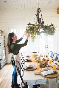 Joanna Gaines Magnolia Home Decor Ideas by A Winter Dinner Magnolia Homes Magnolia Homes