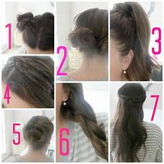 simple hairstyles for long hair step by step hairstyle for women man