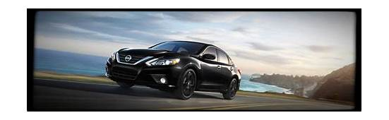 2017 Nissan Altima Sr Midnight Edition  Best New Cars For