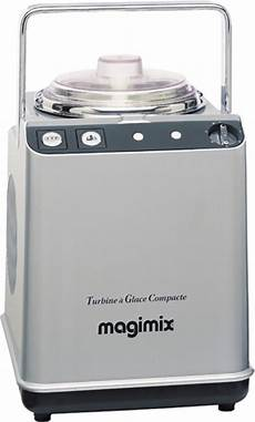 magimix turbine a glace bol magimix turbine a glace zelfvriezende ijsmachine mat chroom
