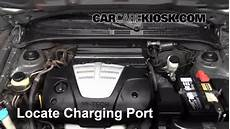 auto body repair training 2011 kia sorento parental controls how to put refrigerant in a 2004 kia sorento i have a 2004 kia sedona i think the ac needs