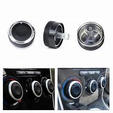 automobile air conditioning service 2005 mazda mazda3 interior lighting dwcx 3pcs car styling aluminum alloy abs air conditioning a c knobs switch for mazda6 mazda 6 m6