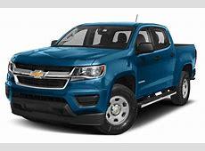 2019 Chevrolet Colorado Base 4X2 Extended Cab   2020 Chevrolet