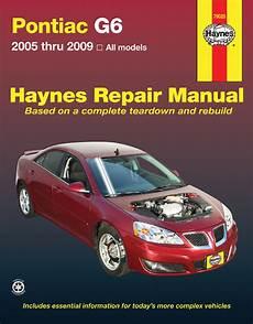 hayes car manuals 2009 dodge charger navigation system pontiac g6 05 09 haynes repair manual haynes manuals