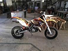 Premi 232 Re Sortie Avec Ma Nouvelle Moto D 125 Exc Sm