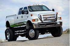 Festive Ford F 650 Spotlights New Fuel