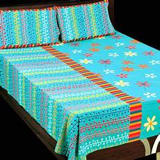 buy anti mosquito of 2 cotton double bed sheets new online at best price in india