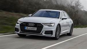 Audi A6 Engines Performance & Driving  Top Gear