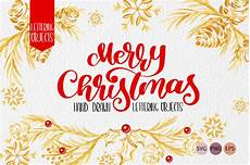 merry christmas draw lettering objects in design elements yellow images creative store