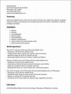 resume template database