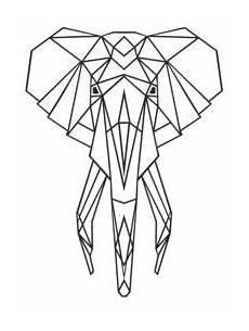 Malvorlagen Geometrische Tiere Pin Auf Hobby
