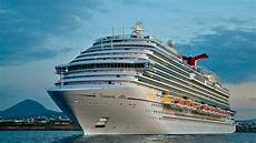 watch carnival just debuted its biggest cruise ship fortune