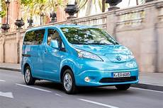 Nissan E Nv200 Combi Best Electric Cars Auto Express