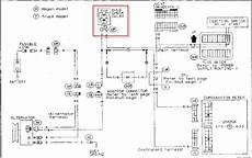 1994 Nissan System Wiring Diagram Free Pdf Manual