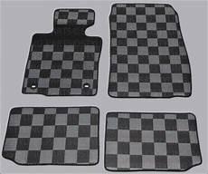tappeti mini cooper tappetini in gomma scacchi bandiera scacchi per mini