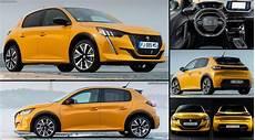 Peugeot 208 2020 Pictures Information Specs