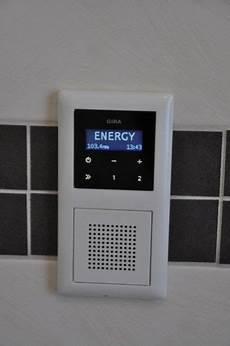 elektroinstallation haus kosten gira up radio und lautsprecher in einem elektrotechnik