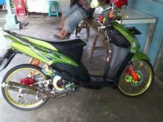 Modifikasi Mio 2010 by Modifikasi Motor Mio Soul 2010 Modifikasi Jakarta