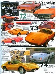 books about how cars work 1973 chevrolet corvette engine control chevrolet corvette 1972 1973 1974 american car spotter s bible 1940 80 classic cars today