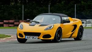 Light Fantastic New Lotus Elise Sprint Driven  Motoring