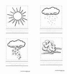 weather worksheets to color 14683 weather preschool printables preschool