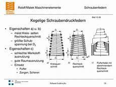 ppt schraubenfedern powerpoint presentation id 1347901