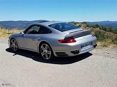 porsche 911 occasion porsche d occasion 911 997 turbo 2007