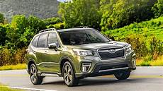 2019 subaru forester drive review keep on keepin